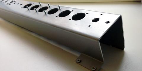 Лицевые и задние панели приборов, высокоточные шкалы, фальшпанели 6